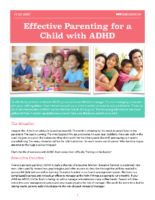 Effective Parenting for ADHD
