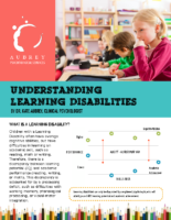 Understanding Learning Disabilies