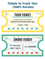 Tickets to Track Kid's Success